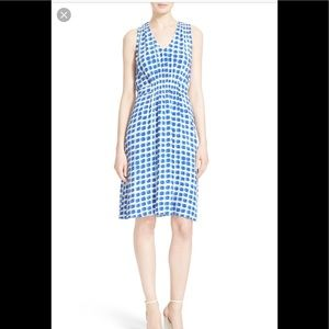 Kate Spade Stamp Island dress